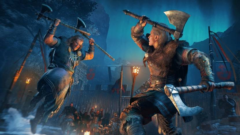 REVIEW | Assassin's Creed Valhalla is een groots vikingepos
