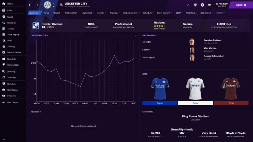 REVIEW | Football Manager 2021 oogt frisser dan ooit