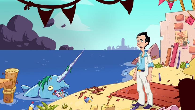REVIEW | Leisure Suit Larry: Wet Dreams Dry Twice