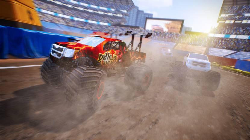REVIEW | Monster Truck Championship mist wat toeters en bellen