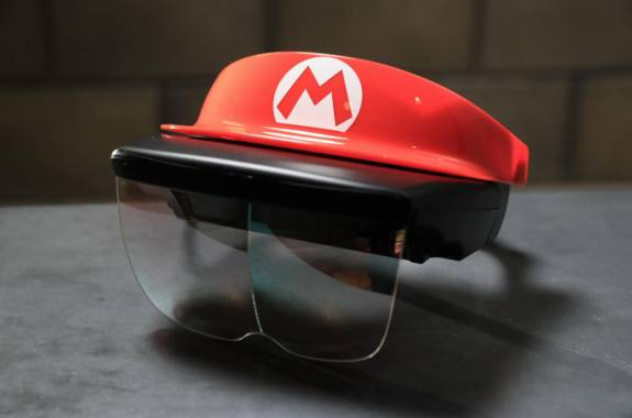 Bekijk hier de eerste beelden van binnenin het Nintendo pretpark