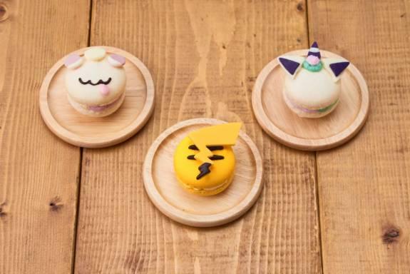 Pikachu Sweets serveert heel wat lekkers