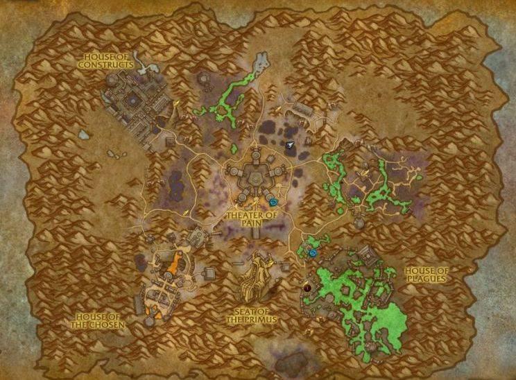 GUIDE | Hoe vind je het Hairy Egg en de Bloodlouse Larva in World of Warcraft: Shadowlands?