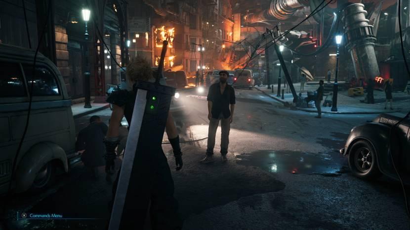 Reeks nieuwe screenshots van Final Fantasy VII Remake Intergrade