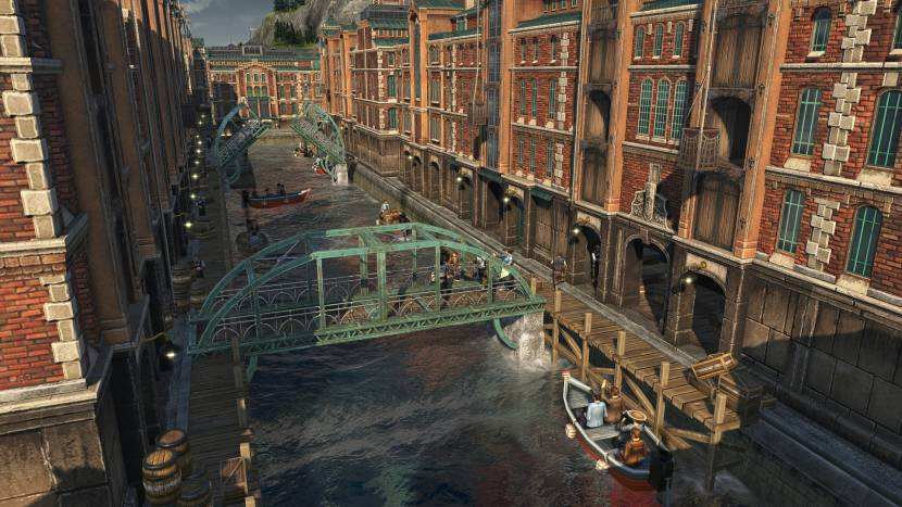 REVIEW | Anno 1800: Docklands