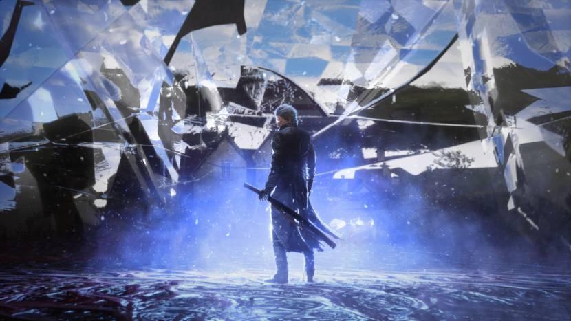 REVIEW   Devil May Cry V: Special Edition komt technisch niet helemaal uit de verf