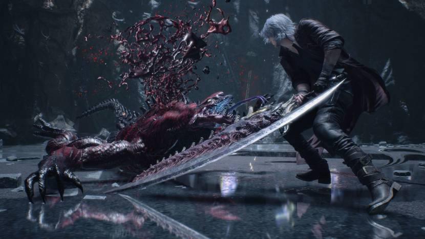 REVIEW | Devil May Cry V: Special Edition komt technisch niet helemaal uit de verf