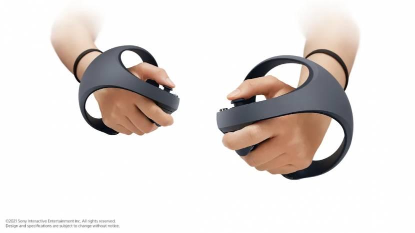 Next-gen PlayStation VR toont nieuwe controllers
