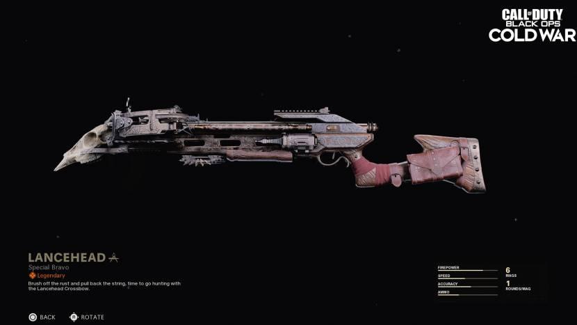 Eerder verwijderde kruisboog wordt deze week dan toch écht toegevoegd aan Call of Duty