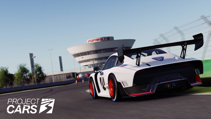 Hands-On: Project CARS 3