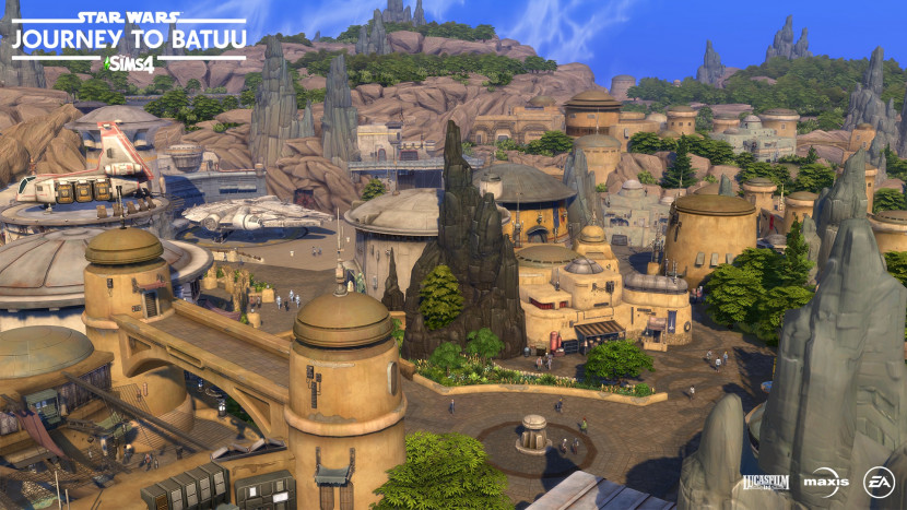 REVIEW | The Sims 4 Star Wars: Journey to Batuu