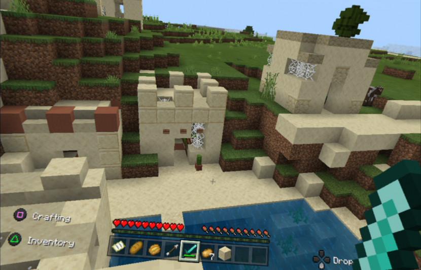 Minecraft komt deze maand naar PlayStation VR