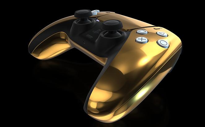Pre-order nu al een gouden PS5