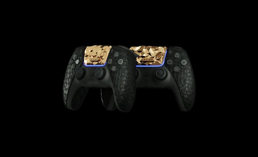 PS5 van goud en krokodillenleer nu te koop voor meer dan één miljoen euro