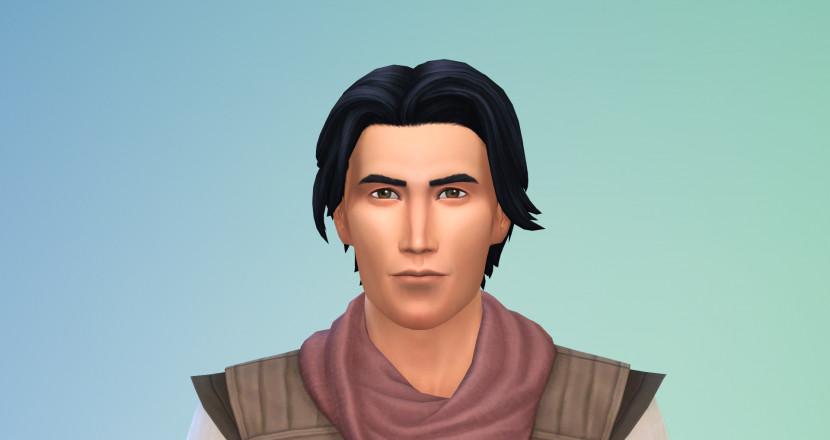 Sims spelers achterhalen hoe kind van Kylo en Rey eruit ziet