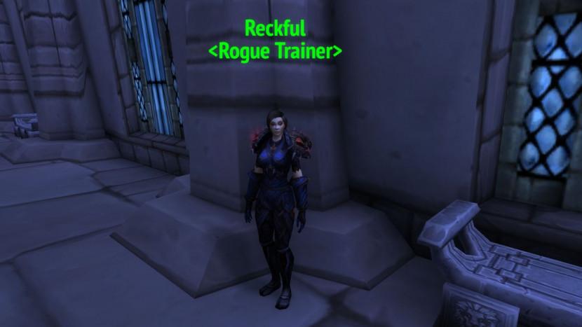 Overleden Reckful als NPC toegevoegd aan World of Warcraft