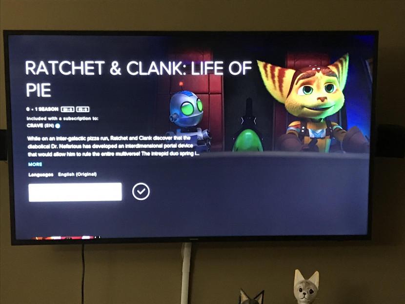 Ratchet & Clank kortfilm duikt uit het niets op