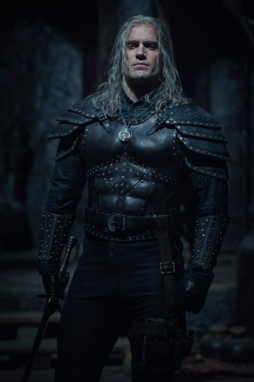 Netflix toont eerste beelden van Geralt in Season 2 van The Witcher