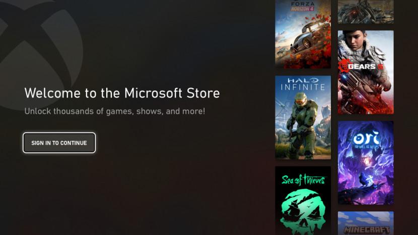 Dit is de nieuwe Microsoft Store voor Xbox