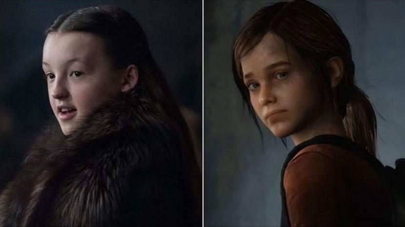 Pedro Pascal (The Mandalorian) en Bella Ramsey (Game of Thrones) spelen Joel en Ellie in The Last of Us tv-serie