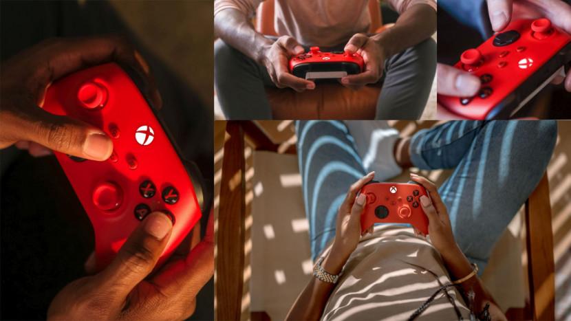 Nieuwe Xbox controller doet wat denken aan Mario