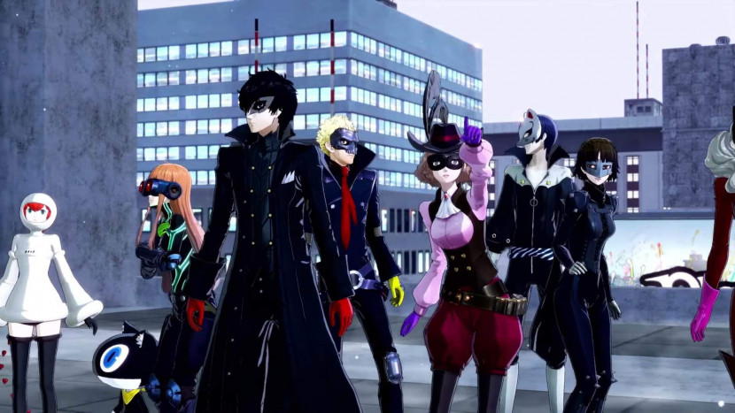 HANDS-OFF PREVIEW | Snelle actie in Persona 5 Strikers