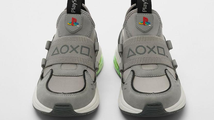 Nu te koop: PlayStation kinderschoenen