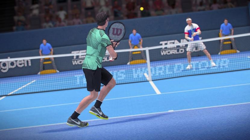 REVIEW | Tennis World Tour 2 slaat de bal in het net
