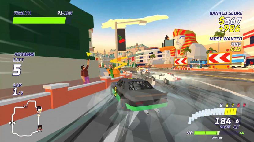 Hotshot Racing & Party Hard 2