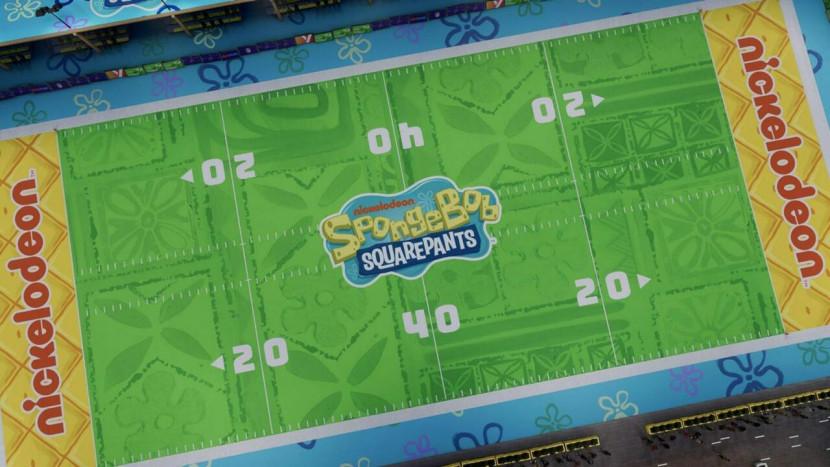 Spongebob komt naar Madden NFL 21