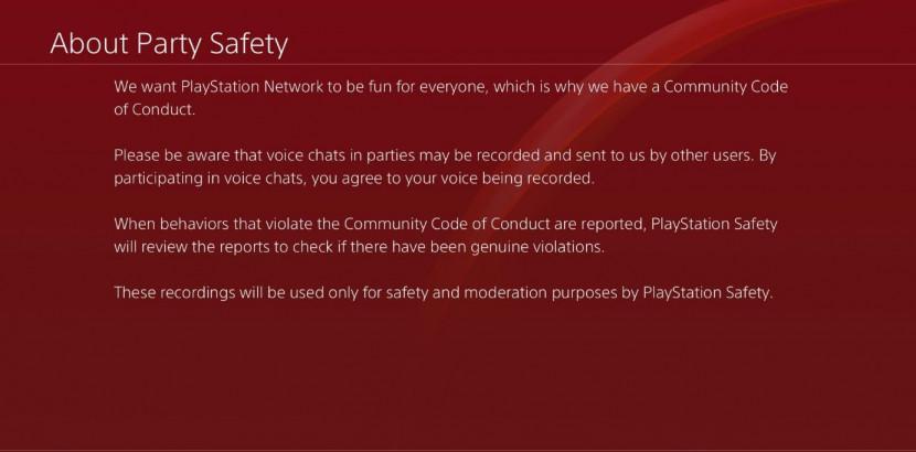 PS5 laat je party chat opnemen voor moderatie