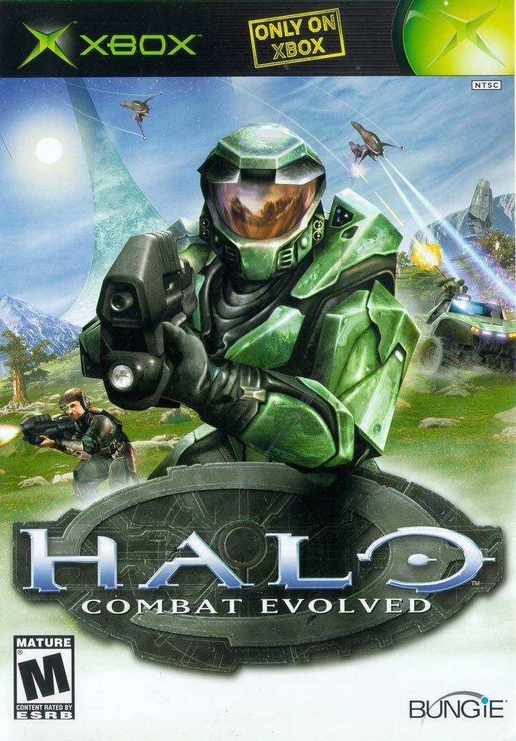 Halo Infinite dropt alvast box art