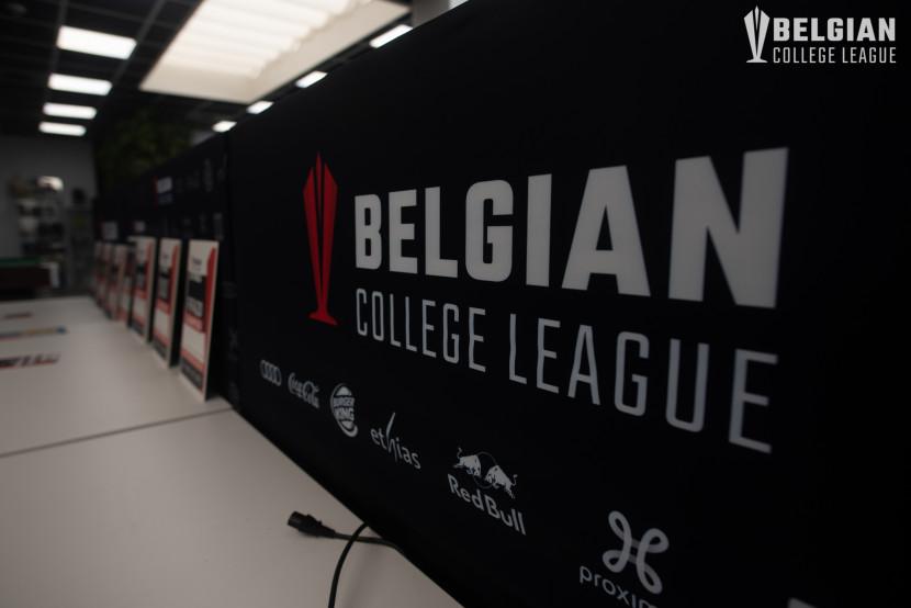 Ephec wint het tweede seizoen van de Belgian College League