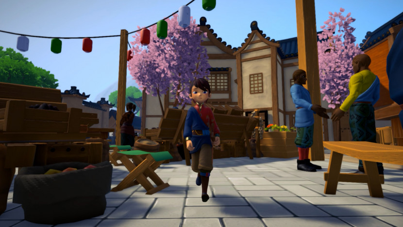 Hands-on: Ary and the Secret of Seasons