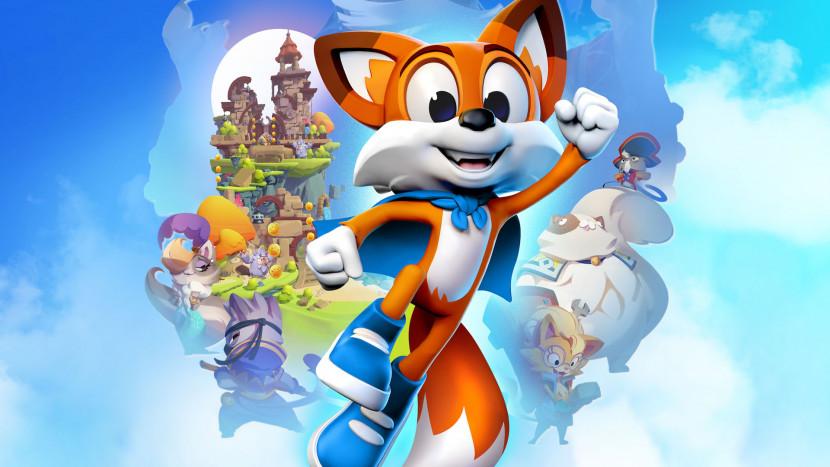 New Super Lucky's Tale verschijnt 21 augustus op PS4 en Xbox One