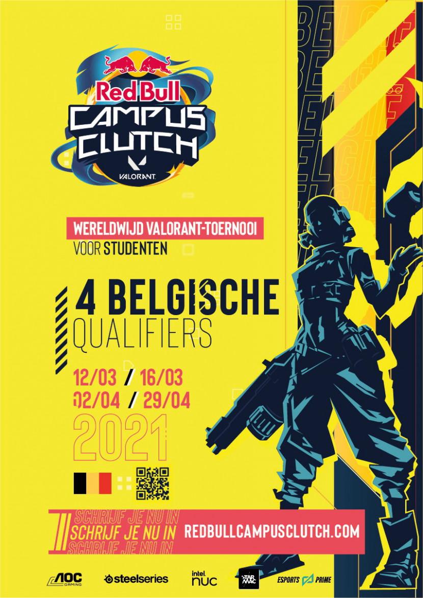 Groot Valorant toernooi komt naar België