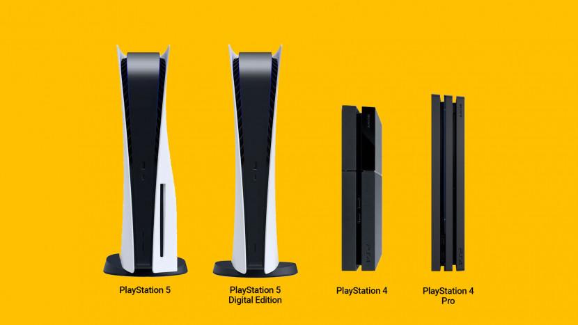 De PS5 is groot, héél groot