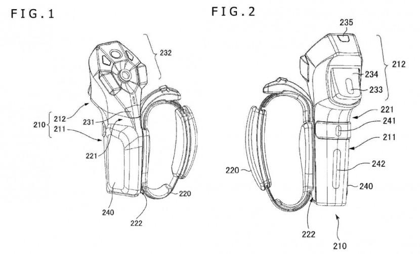 Patent van Sony gebruikt banaan als controller