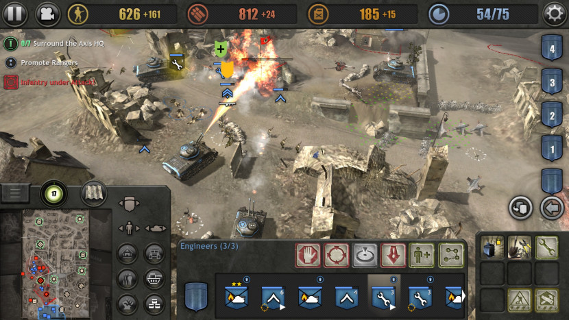 Company of Heroes (mobile)
