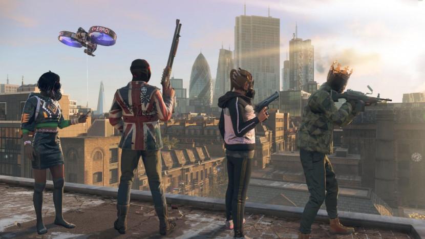 HANDS-ON PREVIEW   Opnieuw in het verzet in Watchdogs: Legion multiplayer