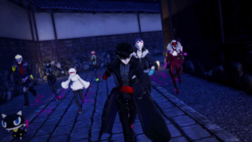 HANDS-ON PREVIEW: Persona 5 Strikers