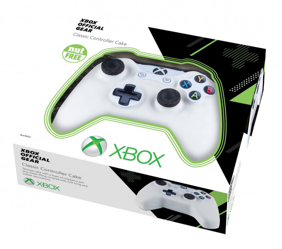 Officiële Xbox controller cake op komst