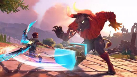 Screenshots en releasedatum van Immortals Fenyx Rising gelekt