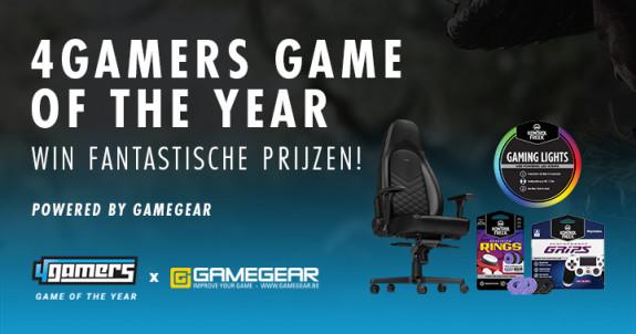 Stem nu voor de 4Gamers Game of the Year 2020!
