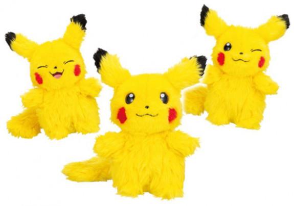 Maak deze pluizige bal nat en Pikachu komt tevoorschijn