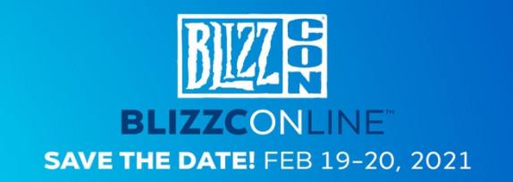 BlizzCon Online gaat door in februari 2021