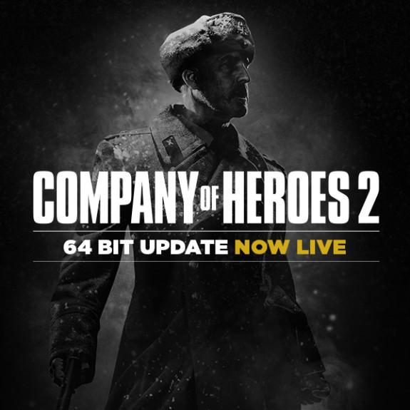 64-bit update voor Company of Heroes 2