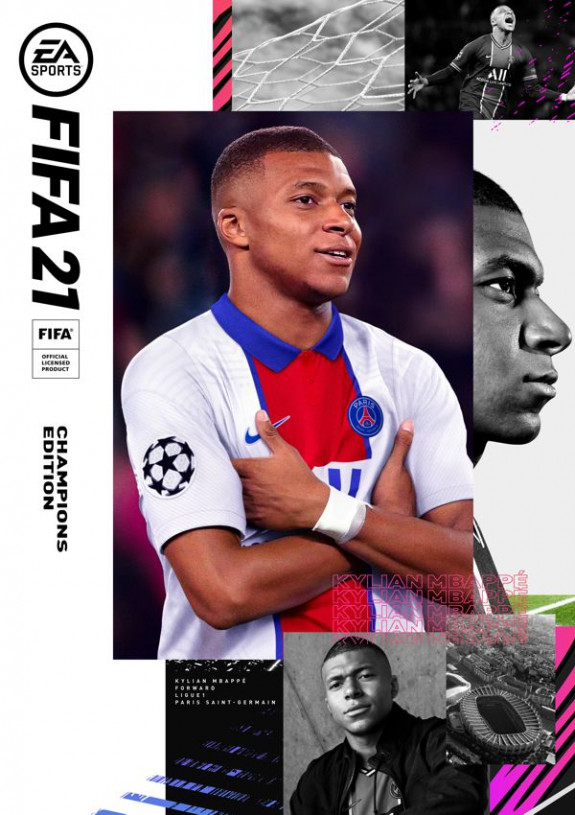 De boxart van de nieuwe FIFA ziet er heel anders uit