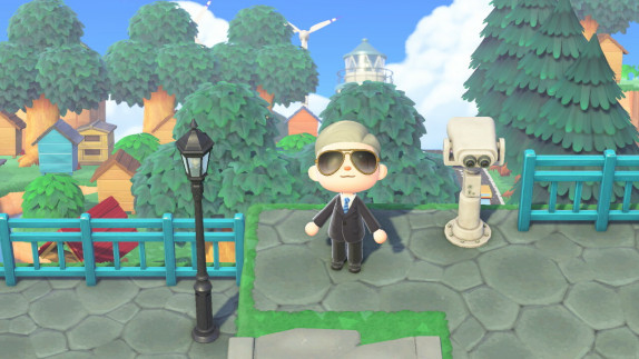 Je kan Biden Island bezoeken in Animal Crossing: New Horizons