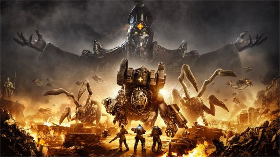 Gears Tactics op 10 november naar consoles